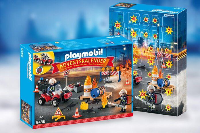 Playmobil Weihnachtskalender.Playmobil Adventskalender 2018 Interventie Op De Bouwwerf