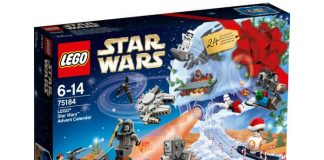 LEGO Star Wars Adventskalender 2017
