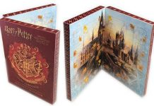 Harry Potter Jewellery adventskalender