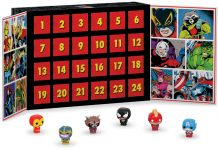 Marvel Funko Pop Adventskalender inhoud