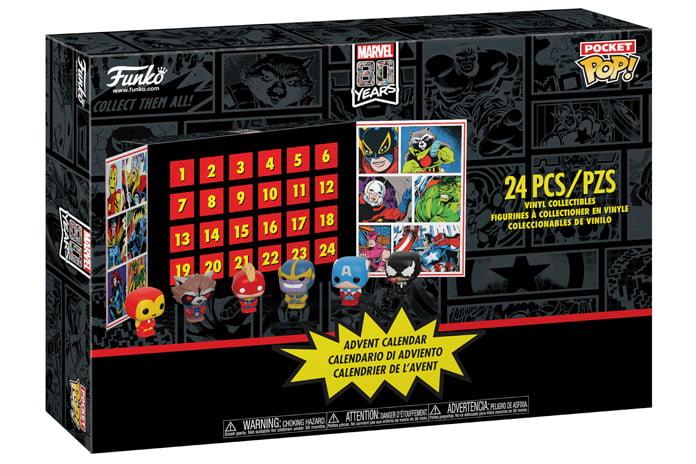 Marvel Funko Pop Adventskalender