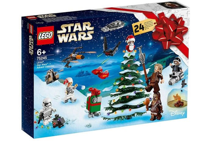 LEGO Star Wars 75245 Adventskalender