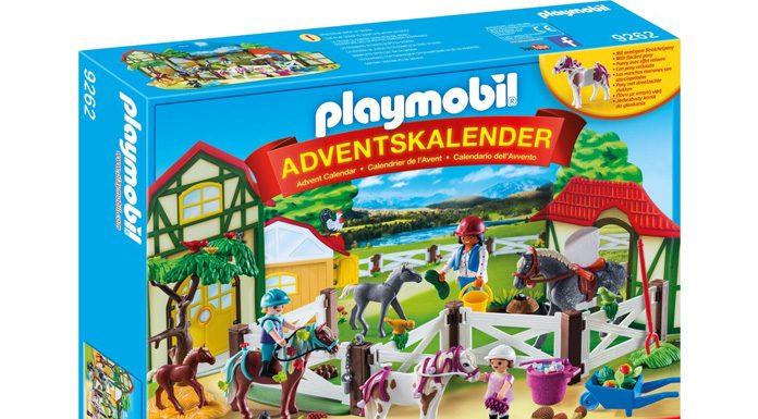 Playmobil Adventskalender 9626