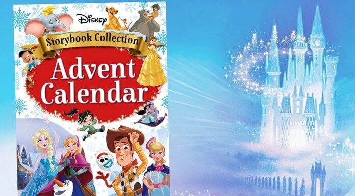 Disney Storybook Adventskalender 2019