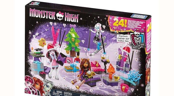 Monster High Bloks adventskalender