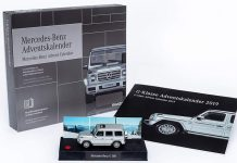 Adventskalender Mercedes-Benz G-Klasse