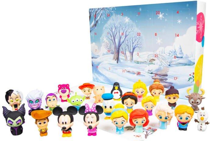 Disney Adventskalender inhoud