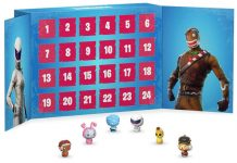 Fortnite Funko Pop! adventskalender 2019