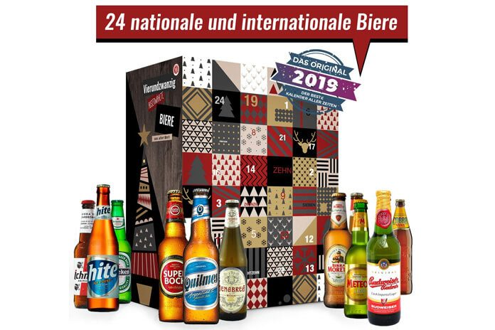 Bier adventskalender 2019