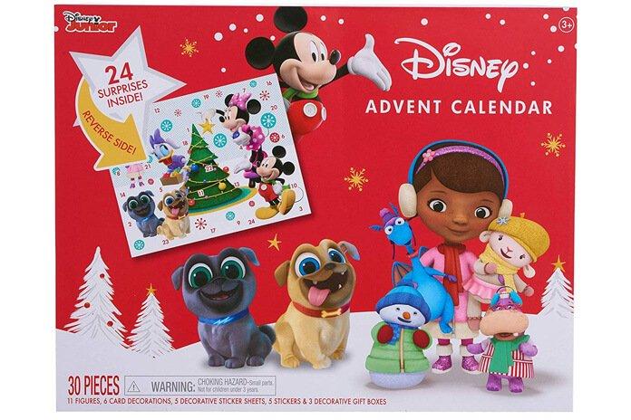 Disney Jr. adventskalender