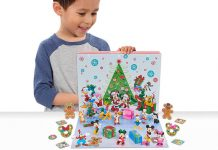 Disney Mickey Mouse adventskalender