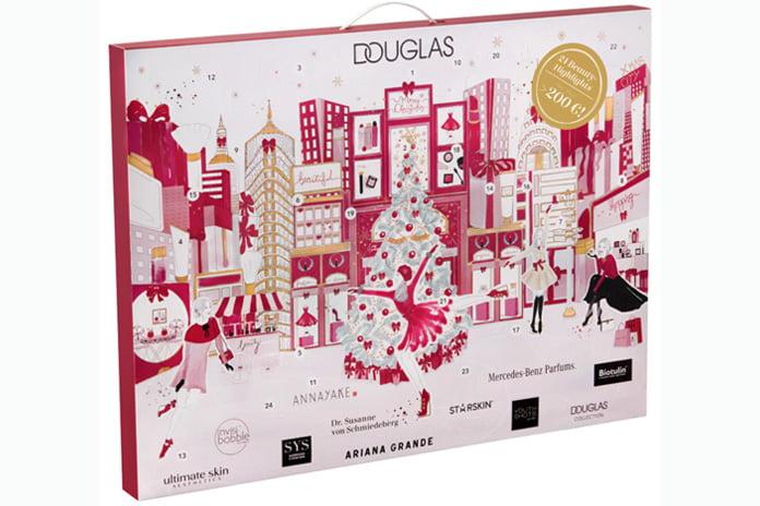Douglas adventskalender 2019