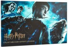 Harry Potter verzamelmunten adventskalender 2019