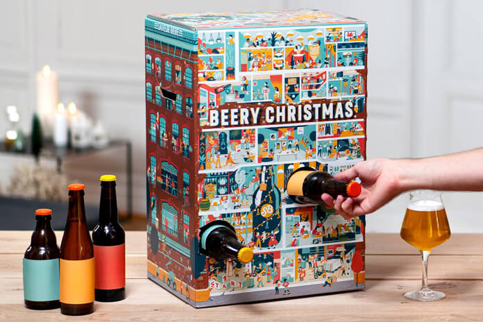 Hopt Beery Christmas adventskalender 2019