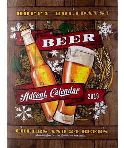 Aldi bier adventskalender 2019