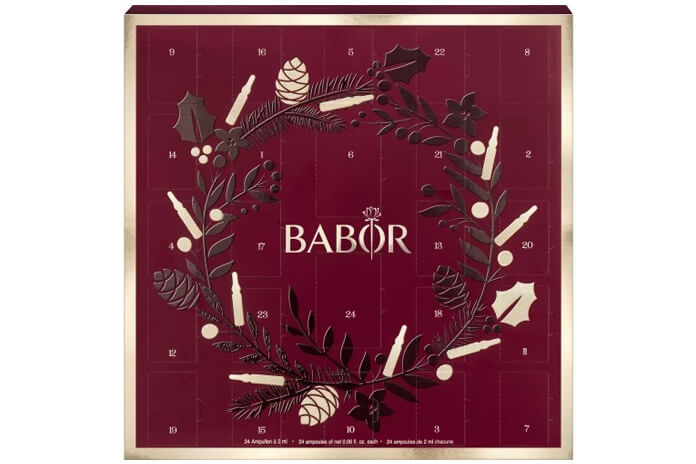 Babor beauty adventskalender