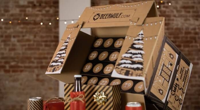 Bierwulf bier adventskalender 2019