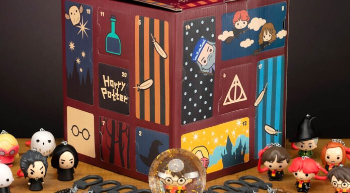 Harry Potter Cube adventskalender