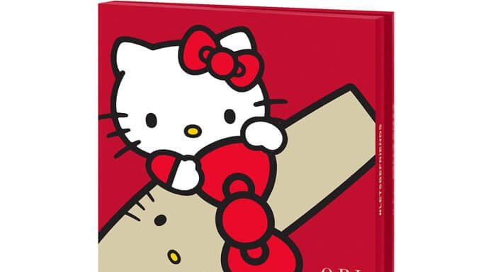 Hello Kitty adventskalender nagellak