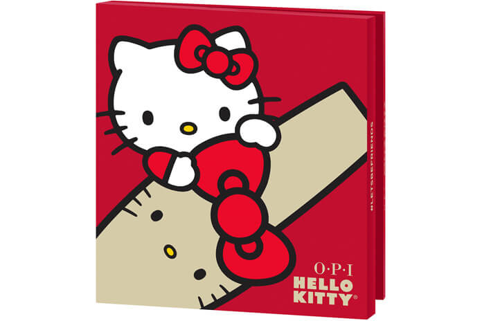 Hello Kitty adventskalender nagellak