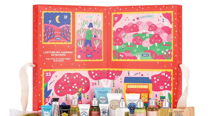 L'Occitane adventskalender 2019