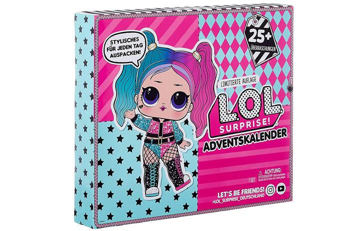 L.O.L. Surprise adventskalender 2020