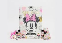 Minnie Mouse Bath Body adventskalender 2019