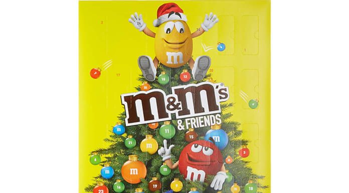 M&M's & Friends adventskalender 2019