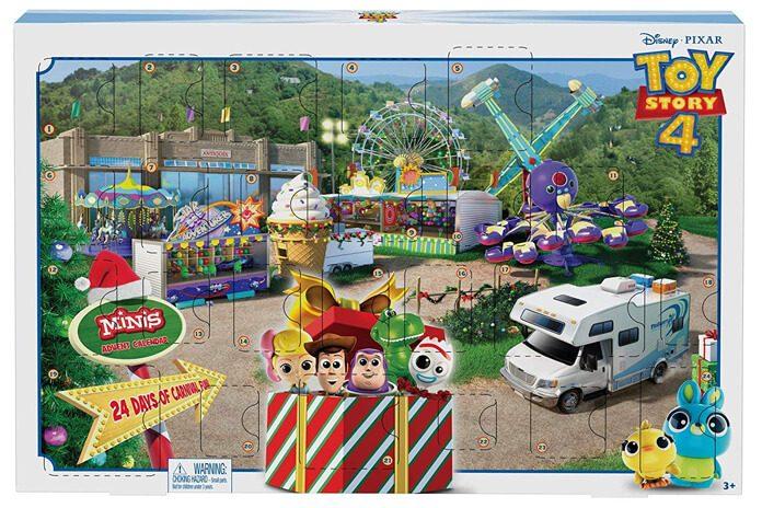 Toy Story 4 adventskalender