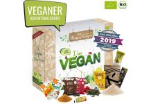 Vegan adventskalender 2019