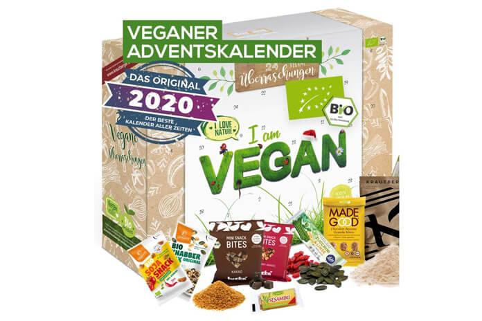 Vegan adventskalender 2020
