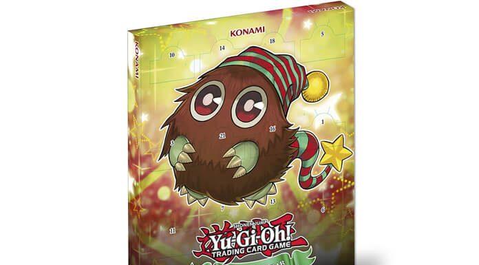 Yu-Gi-Oh adventskalender 2019