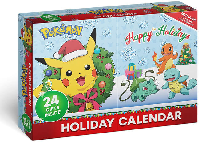 Pokémon adventskalender 2020