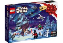 LEGO Star Wars adventskalender 2020