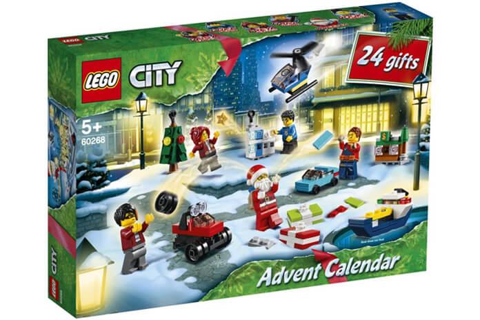 LEGO City adventskalender 2020
