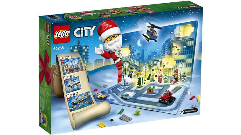 LEGO City achterkant