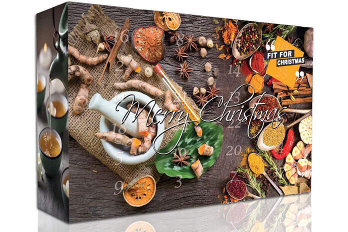 Fitness thee adventskalender