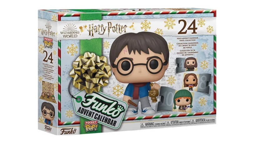 Harry Potter Funko Pop! adventskalender 2020