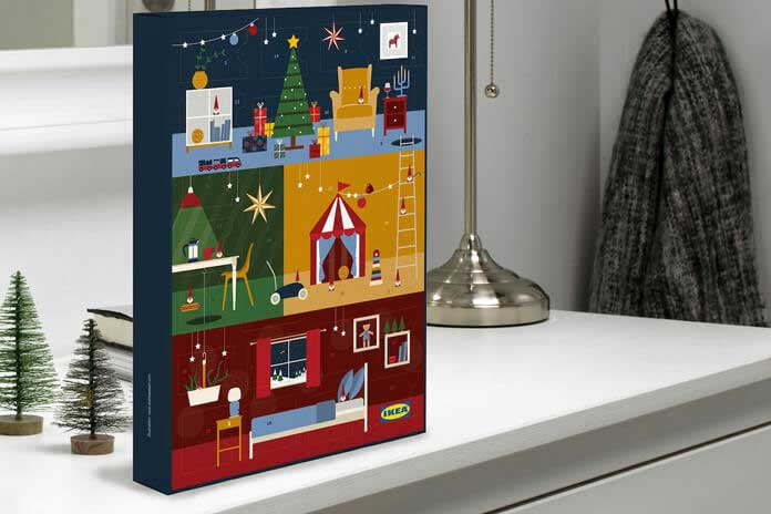 IKEA adventskalender 2020