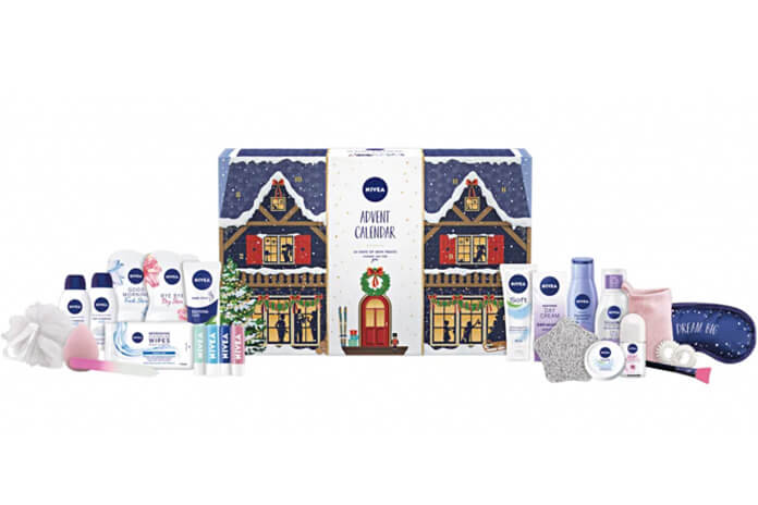 NIVEA adventskalender 2020
