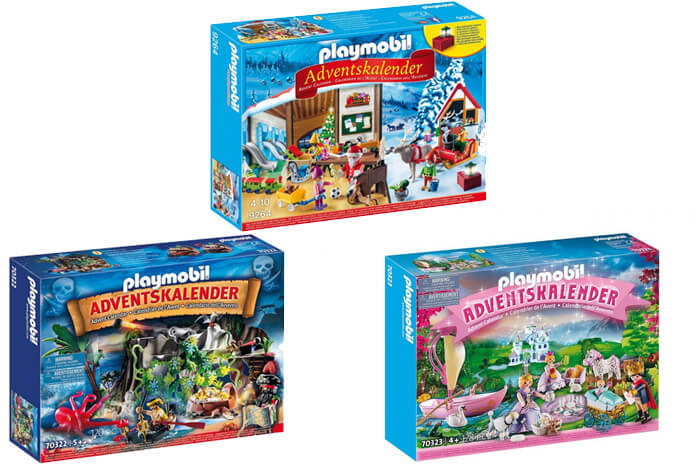 Playmobil adventskalender 2020