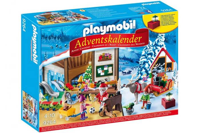 Playmobil kerst adventskalender 2020