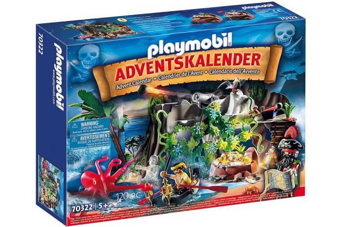 Playmobil piraten adventskalender 2020
