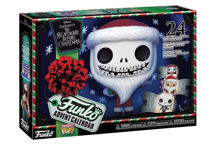 The Nightmare Before Christmas Funko Pop! adventskalender 2020