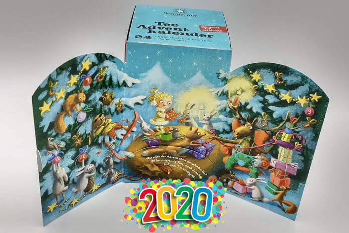 Thee adventskalender 2020