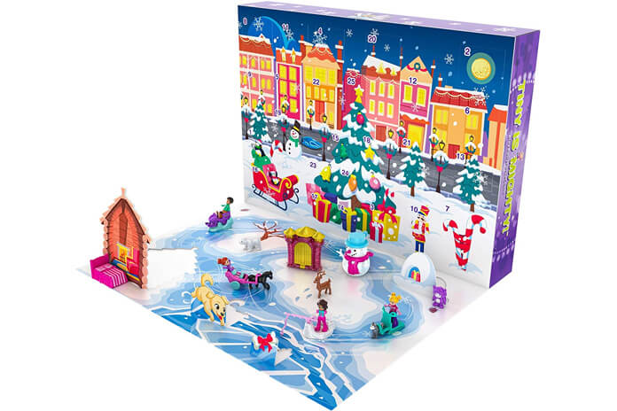 Polly Pocket adventskalender