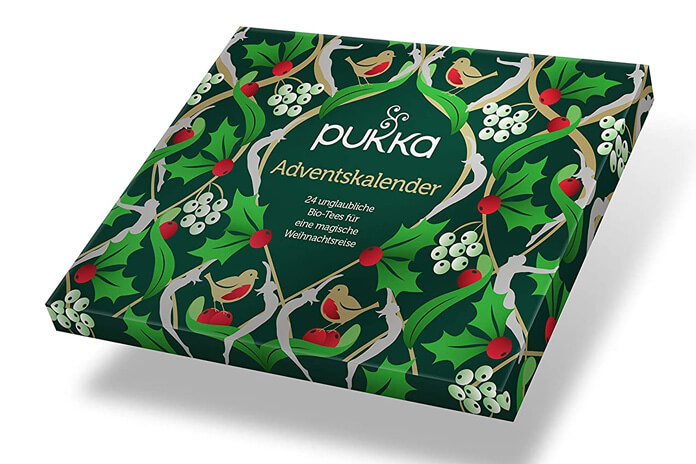 Pukka Thee adventskalender