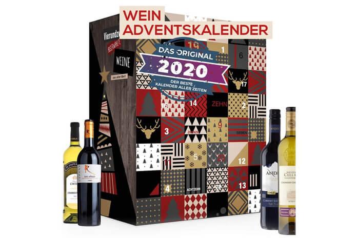 Wijn adventskalender 2020