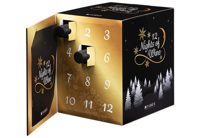 12 Nights of Wine adventskalender