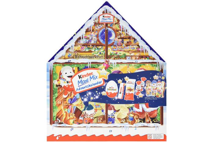 Kinder huis adventskalender